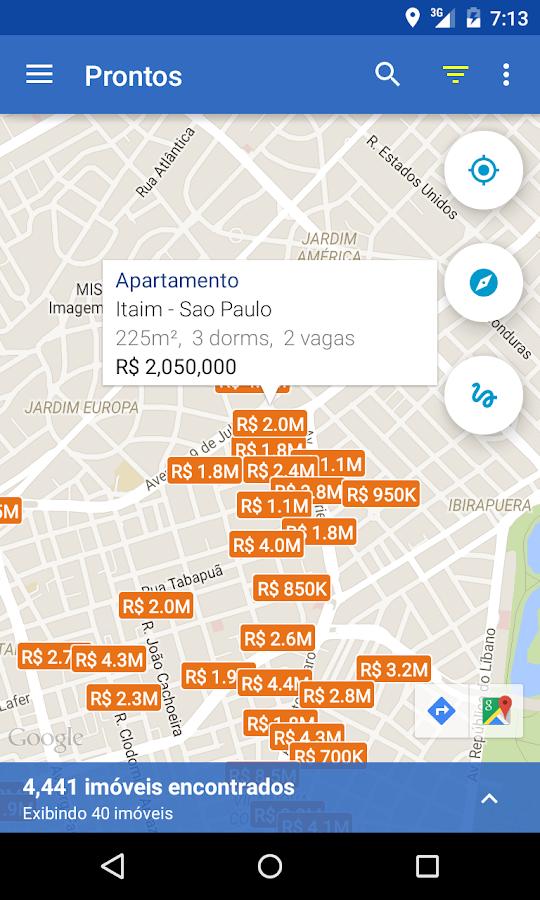 Moving im veis apartamentos e casas android apps on - App para disenar casas ...
