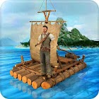 Raft Island Escape - Mission to Hero Survival 2018 icon