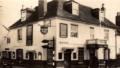 Photo: The Original Kings Head Hotel Wateringbury