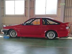 スプリンタートレノ AE86 最終型GTVのカスタム事例画像 はちのりさんの2019年10月10日19:58の投稿