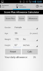NutriScore2Go screenshot 2