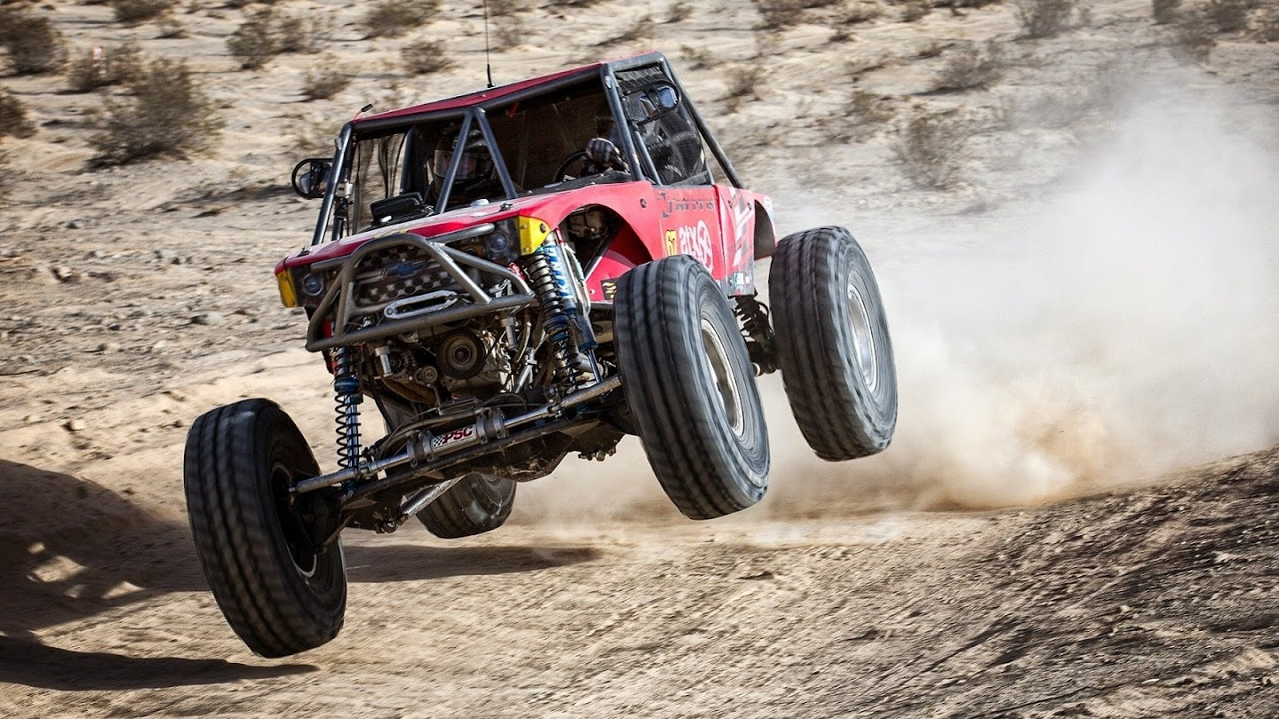 Journey to the Hammers: The Story of Ultra4 Racing
