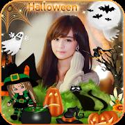 halloween Bilderrahmen
