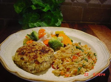 Chicken Cakes (bonnie's) Recipe