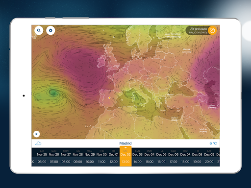 Ventusky: Weather Maps screenshot 20
