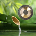 Water & Gong - Relaxing sounds: sleep & meditation icon