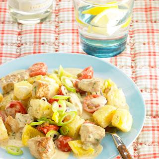 Kartoffel-Tomaten-Ragout