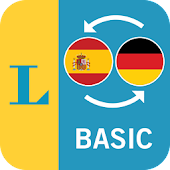 Spanish <> German Talking Dictionary Basic