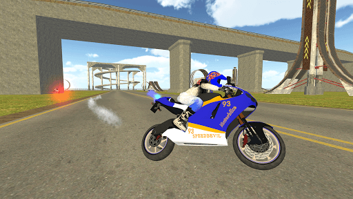 Bike Rider VS Cop Car - Police Chase & Escape Game 1.18 screenshots 1