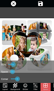 4D Collage Photo Frame screenshot 20