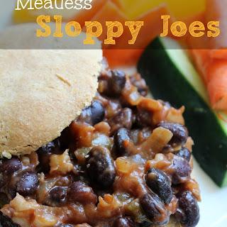 Meatless Sloppy Joes