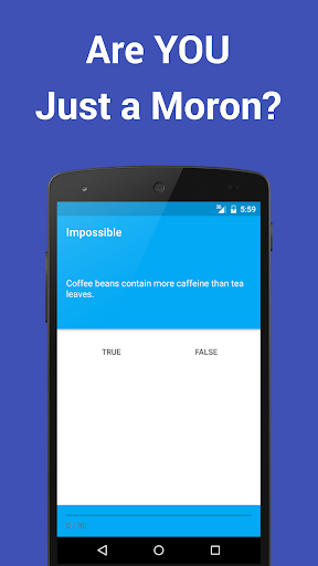 Impossible - Quiz Game of Wit