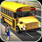 School Bus Driver Simulator Icon
