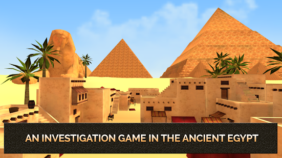 Egyptian Mysteries (Cardboard)- screenshot thumbnail