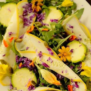 Fall Salad (Salada de Abobrinha)