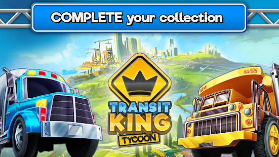 Game Transit King Tycoon – Transport Empire Builder APK for Windows Phone