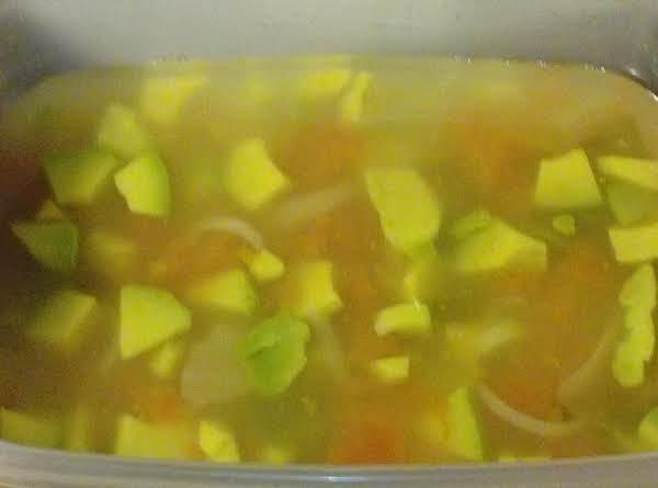 Tortilla Soup Mmmmm Fast