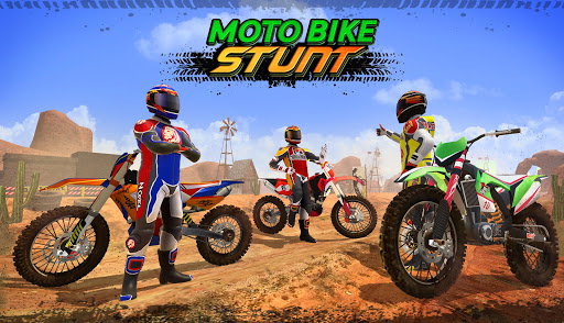 Moto Bike Racing Stunt Master- New Bike Games 2020 screenshots 1