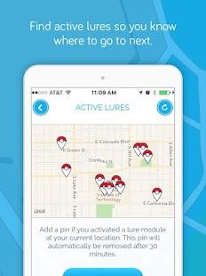 Poke Locator A Radar for GO- screenshot thumbnail