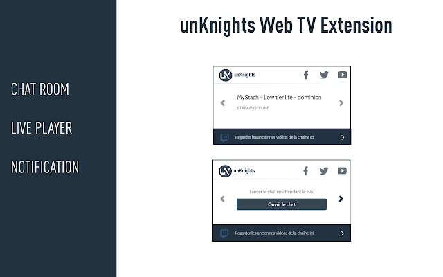 unK WEB TV