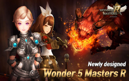 Wonder5 Masters R for PC