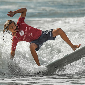 by Terry DeMay - Sports & Fitness Surfing (  )