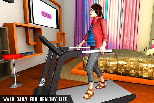 Virtual Pregnant Mom: Mother Simulator Family Life  screenshots 3