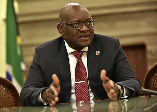 David Makhura. Picture: FREDDY MAVUNDA