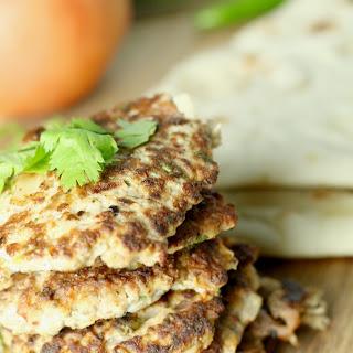 Gluten-Free Chicken Chapli Kabab (Flattened Chicken Kabab)