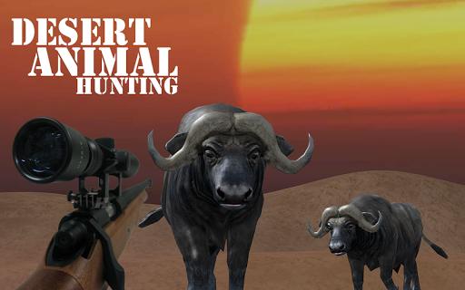 Frontier Animal Hunting: Desert Shooting 17 3.0 screenshots 12