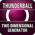 Lotto Winner for Thunderball icon