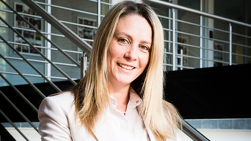 Christelle van de Merwe, director of customer operations at security firm Mimecast.