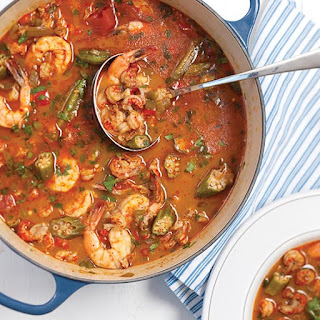 Crawfish Gumbo Recipe