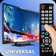 Universal TV Remote Control APK icon