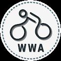 Warsaw Bike Path icon