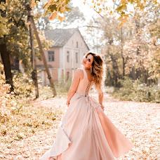 Wedding photographer Kristina Dudaeva (KristinaDx). Photo of 27.10.2018