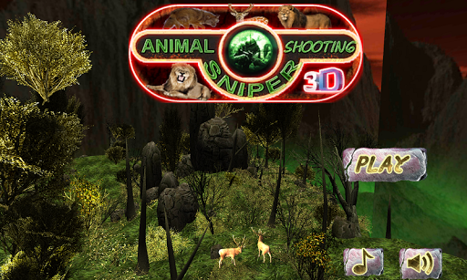 Animal Sniper Shooting 3D