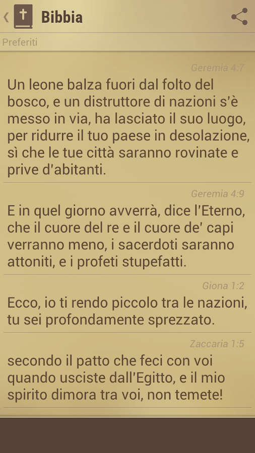 Bibbia- screenshot
