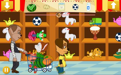 Pooches Supermarket: Family shopping 1.3.4 screenshots 4