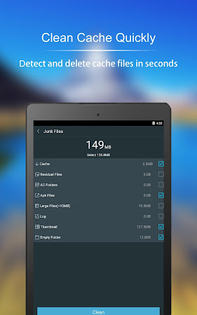 Fast Clean/Speed Booster 1.6.2 screenshot 71011