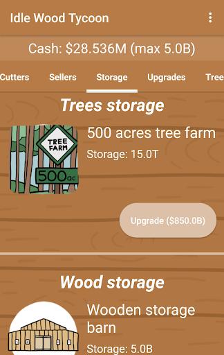Idle Wood Tycoon  screenshots EasyGameCheats.pro 4