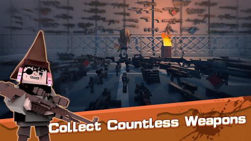 Télécharger Gratuit War Zombie:Arena APK MOD (Astuce) screenshots 4