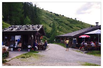 Photo: Rettenegghütte  Postalm - Strobl - 1.211 m Eine wunderschöne Hütte und nette Menschen, Spezialität: Jausengerichte