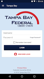 Tampa Bay Federal Credit Union- screenshot thumbnail