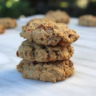 Apricot Raisin Oatmeal Cookies
