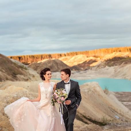 Wedding photographer Galickiy Dmitriy (GALIK). Photo of 01.02.2018