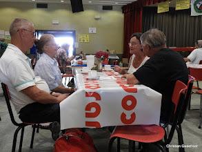 Photo: Datum: 22/07/2017Naam organisatie: Cercle de Marche des CharmillesOrganisator: Club De Marche Des Charmilles-XhoffraixPlaats: Xhoffraix-Malmedy (Liège)Afgelegde afstand: 41,02 kmTot.stijging: 1129 m% stijging: 2,75%