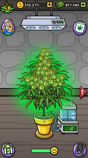 Pot Farm: Grass Roots screenshot 3
