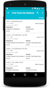 Indian Rail Info App PRO v4.1.0