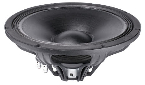 Faital Pro 15FH520 - Midbas / bas högtalarelement med låg vikt